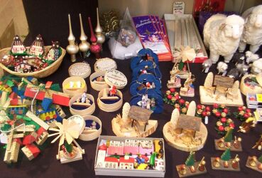 Special Wood Gifts & Ornaments from Germany